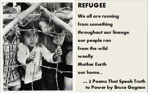 Two Poems That Speak Truth to Power